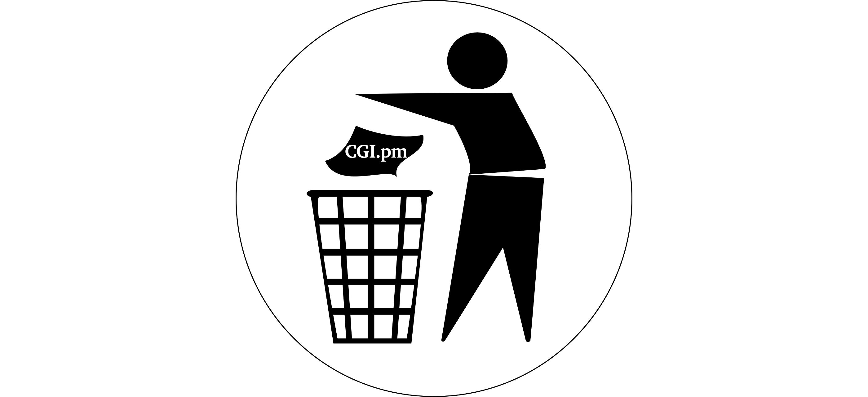 CGI.pm in the Bin
